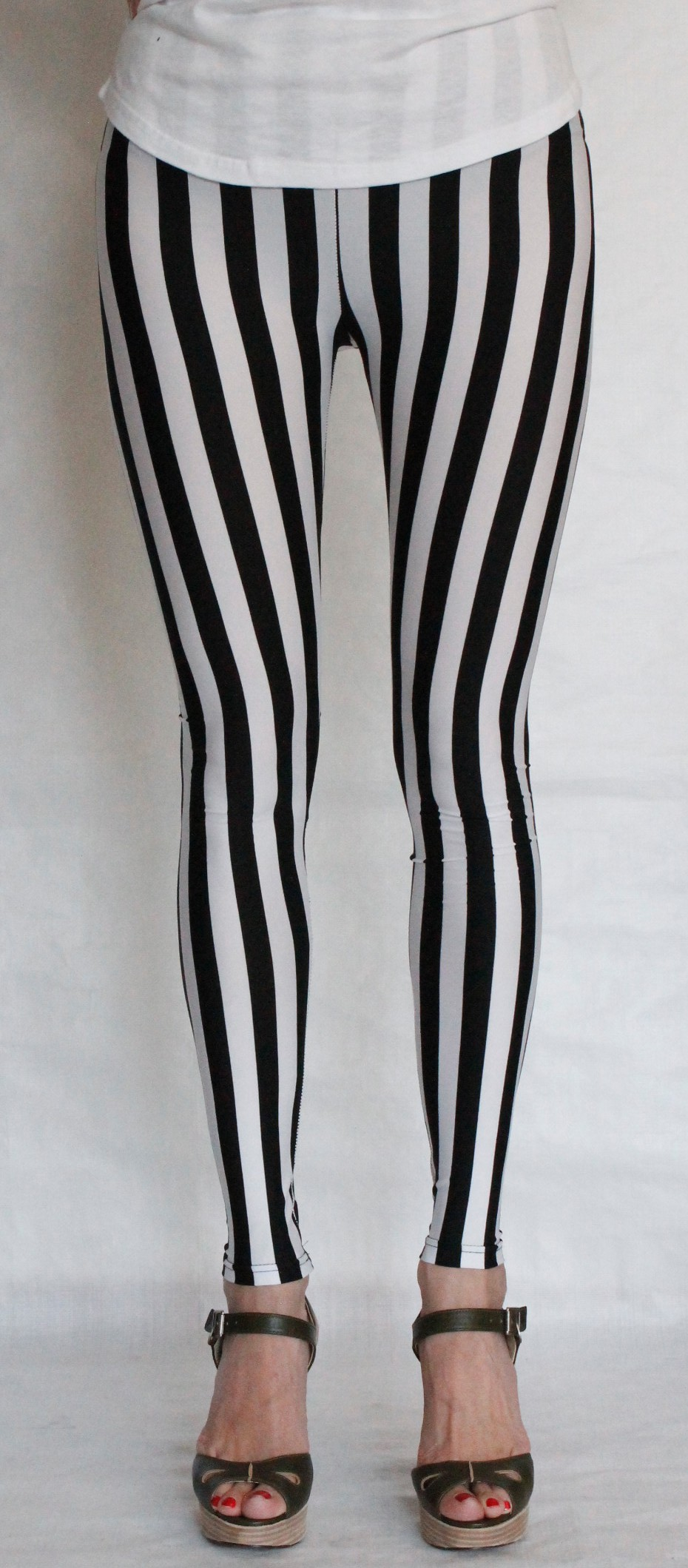 randiga leggings dam